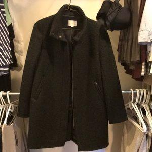 Beautiful wool winter dress coat
